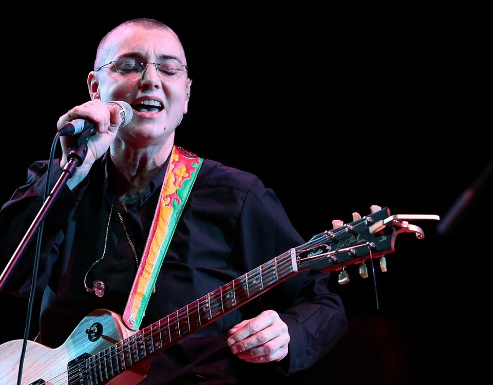 Sinéad O'Connor's Addiction and Mental Health Issues